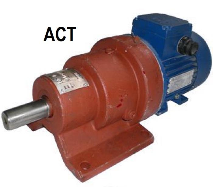 Мотор-редуктор волновой 3mvz160