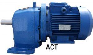 Мотор-редуктор цилиндрический 4MC