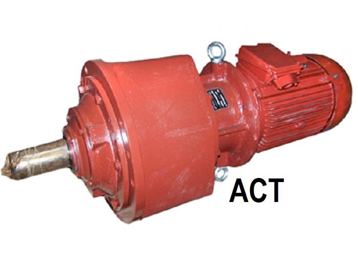 Мотор-редуктор мр_400